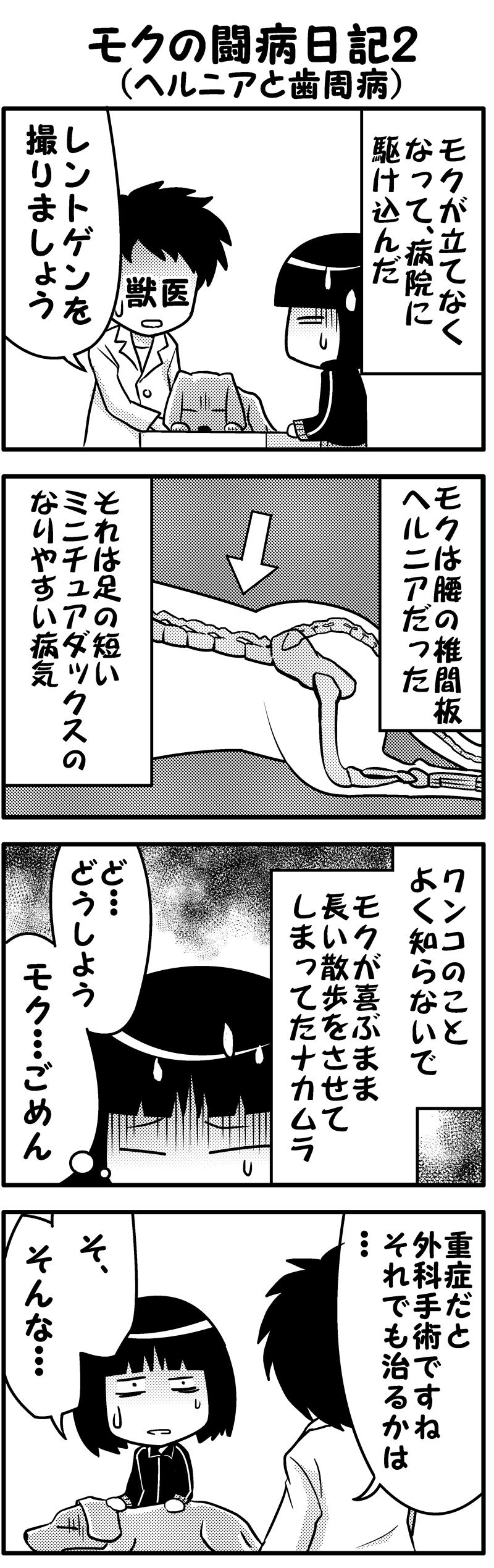 モク闘病日記2-1