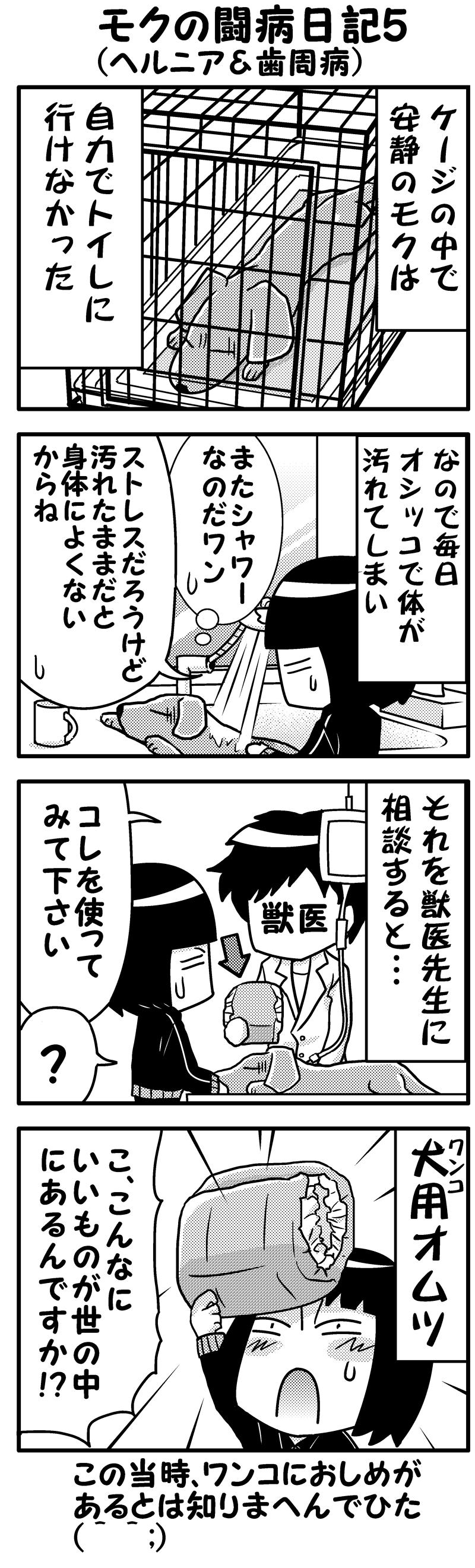 モク闘病日記5