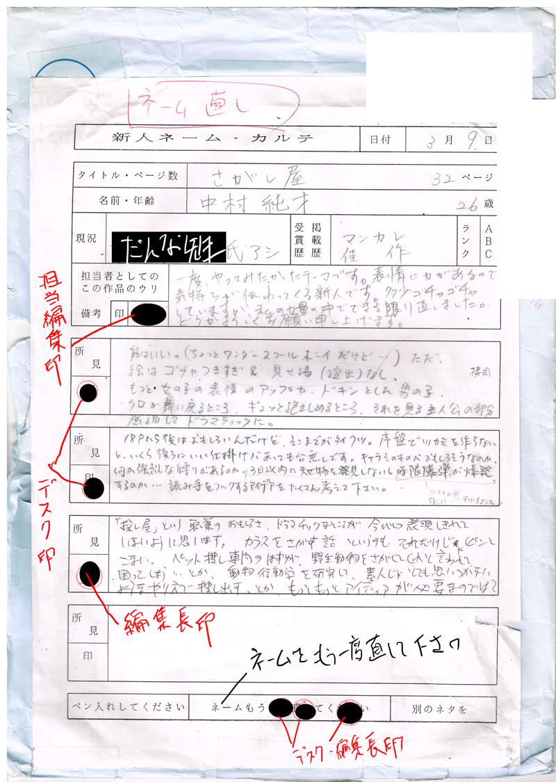 編集会議サンデー